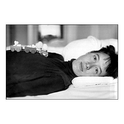 Michelle Shocked portrait